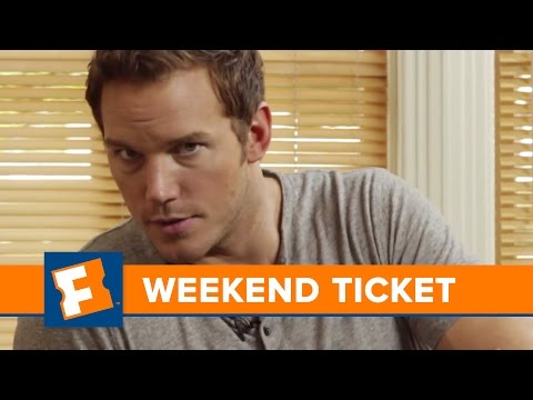 Guardians of the Galaxy, Get On Up - Guest: Chris Pratt | Weekend Ticket | FandangoMovies