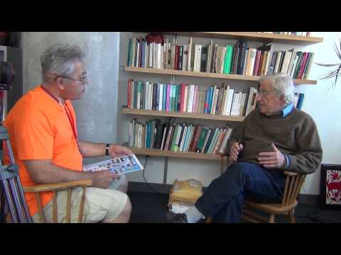 Edip Yuksel (E) Noam Chomsky on Sunni and Shiite Conflict