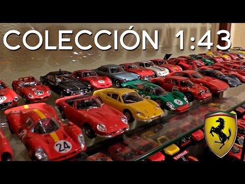 Colección miniaturas Ferrari 1:43   OffTopic