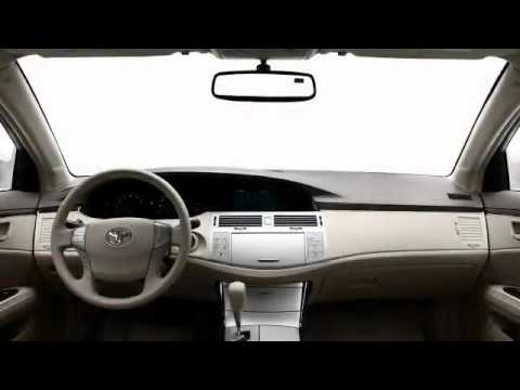 2010 Toyota Avalon Video