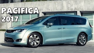 2017 Chrysler Pacifica & Pacifica Hybrid - Driving, Exterior, Interior, Features
