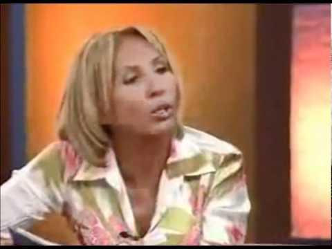 laura en america dice groserias a la gente  (INEDITO)