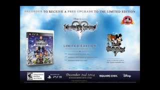 "Kingdom Hearts 2.5 ""Limited Edition"" ANGRY RANT (You Destroyed My Heart, Square Enix)"