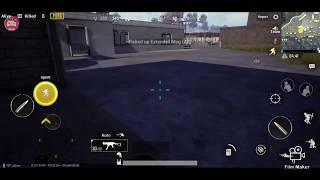 Pubg/mobile gameplay(mini clip)
