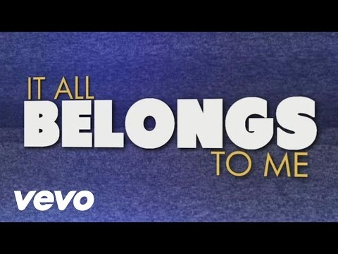 Monica, Brandy - It All Belongs To Me (Lyric Video)