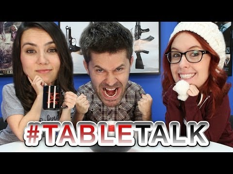 Chicks With Dicks and Teleportation... It's Definitely #TableTalk