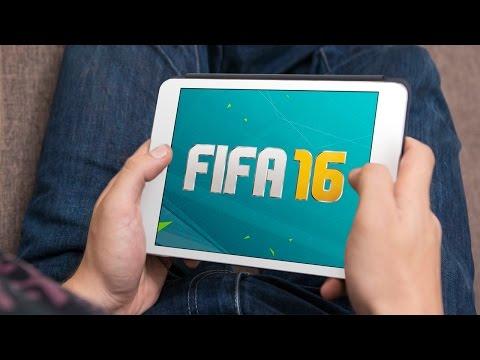 FIFA 16 Ultimate Team для iPhone и iPad