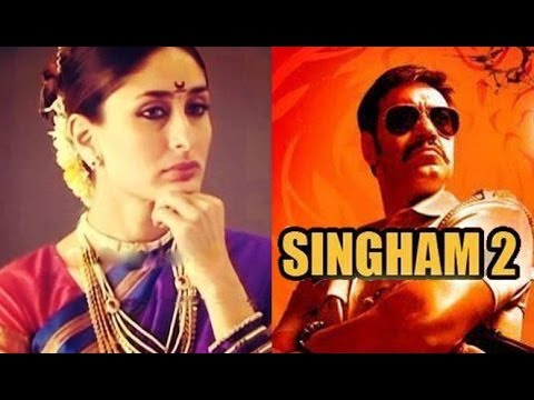 Kareena Kapoor Khan Learns Marathi For 'singham 2' video
