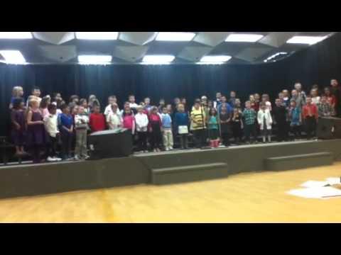 Breakfast song(: - swanson elementary school 2012 first gra