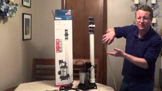 Easy to Install Sump Pump - Easy Sump - Flotec