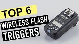 BEST 6: Wireless Flash Triggers 2018