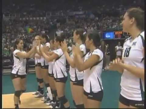 Rainbow Wahine Volleyball 2011 - #10 Hawai'i Vs Colorado State (Part 1 of 4)
