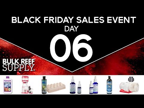 Black Friday Sale Day-6: Reef Octopus Skimmers & VarioS pumps on sale! Free MicroBacter7!