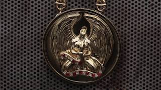 14K Gold Euphanasia Medallion Necklace | Hip Hop Pendants | King Ice