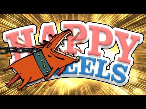 Happy Wheels: Bark at Your Neighbor - Part 123