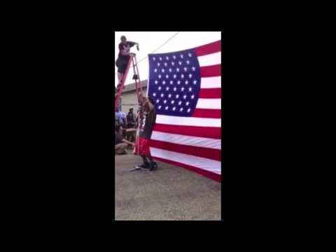 Somebody Tell Lil Wayne By Redcon-1 Music Group (never Step On Our Flag Dumbass) video