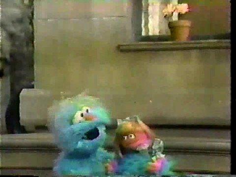 Sesame Street - Rosita and Praire explains brazos - YouTube