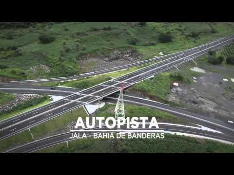 Presume Sandoval Castañeda, Autopistas en spot promocional