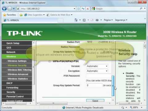 Configurar TP-LINK TL-WR841ND como repetidor (WDS)