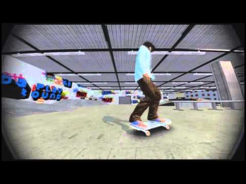 Session at Da Playground (skate 3)