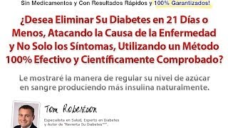 Video informativo para tratamiento de la diabetes