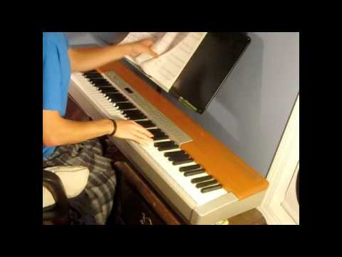 Disney - Hercules - I Can Go The Distance Piano Solo video