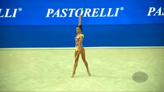 AVERINA Dina (RUS) - 2017 Rhythmic Worlds, Pesaro (ITA) - Qualifications Clubs