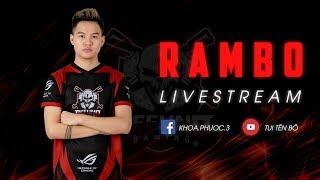 RAMBO LIVE l Hôm nay là sinh nhật của người yêo