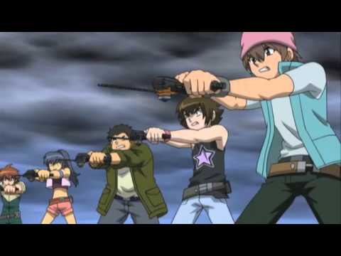 Beyblade Hikaru vs Ryuga Beybladers vs Ryuga