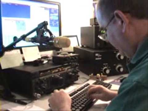 Dundalk Amateur Radio Club Saint Patrick's Day DX Stateside 20 metres