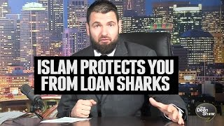 Islam Protects You from Loan Sharks – The Deen Show