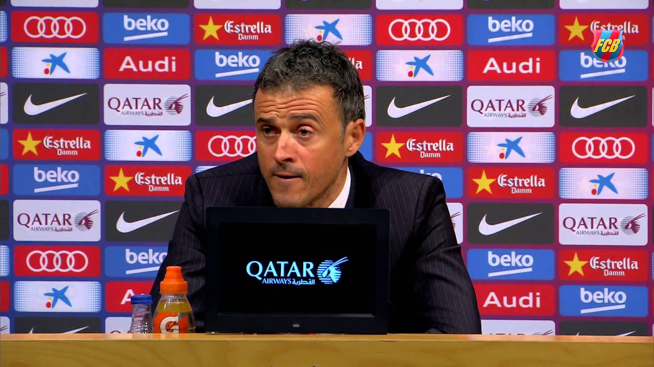 Luis Enrique: Players responded to the challenge