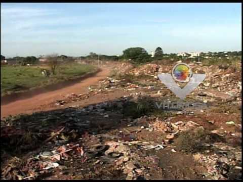 Linha Dura denuncia aterro irregular na saída para Capim Branco, em Araguari