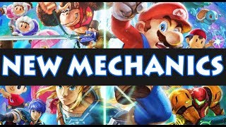 NEW* Advanced Techniques / Mechanics Breakdown ~ Smash Bros. Ultimate