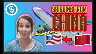 Learn How Shipping Works In China!