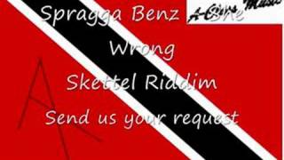 Watch Spragga Benz She Wrong video
