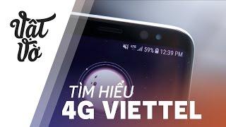 Tìm hiểu về 4G Viettel