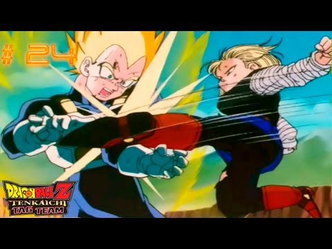 Dragon Ball Z Tenkaichi Tag Team - Psp - Los Androides Invensibles - Parte # 24 video