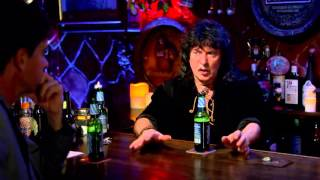 Ritchie Blackmore discussing the RAINBOW RISING period and his recollections on the recording.