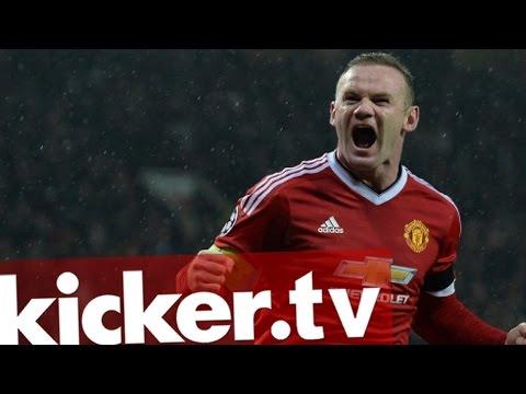 Lob für Wayne - Van Gaal schwärmt von Rooney - kicker.tv