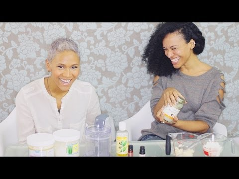 DIY: Winter Body Butter for Dry Skin w/ HeyFranHey