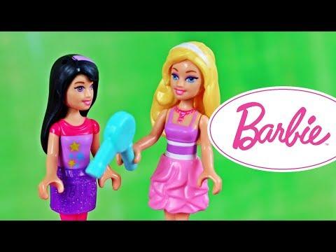 Barbie Mega Bloks • Dziwna Histora • Bajki