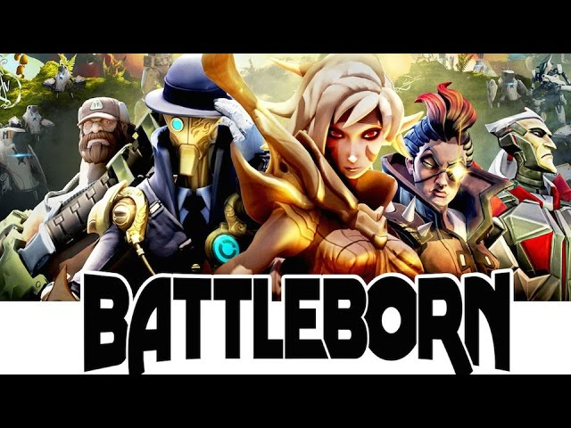 Battleborn: The Full Panel from PAX - PAX South 2015