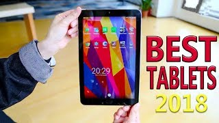 6 Best BUDGET Android TABLET 2018