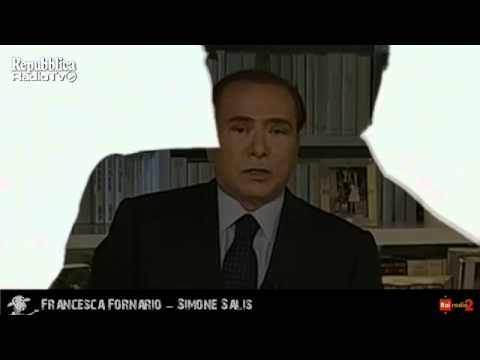 Berlusconi Canta La Parodia  'black Bloc' Come 'sex Bomb' - Video -mp4 video