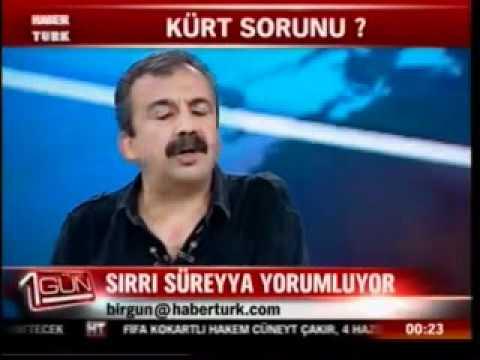 Sırrı Süreyya Önder: CHP nin kürt meselesine yaklaşımı