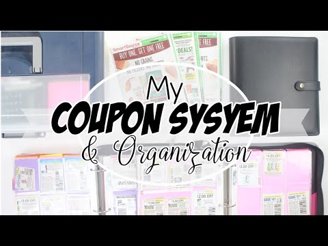 Coupon System & ORGANIZATION!! ✂️ Using Classic Happy Planner OLD VS NEW?! WHICH SYSTEM IS BEST?!