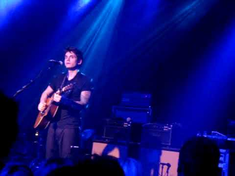 Video From John Mayer Concert In Sydney, Australia Nov. 5, 2009 Image