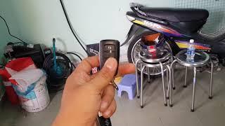Chống trộm xe máy Winner 150 2019 Đen Vàng T23Shop 0903864555 Cần Thơ