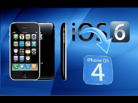 Downgrade an iPhone 3GS to iOS 4.1 (NO BLOBS)( NO JAILBREAK)